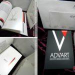 Комплект с пантонами для «Advart»