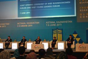 VII Всемирный Исламский Экономический Форум (WIEF), Астана 2011