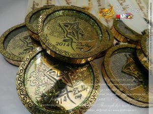 Награда/сувенир-0903, медаль