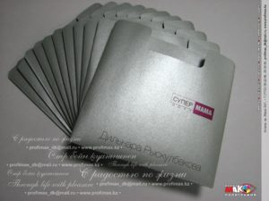 Упаковка для компакт-дисков CD/DVD